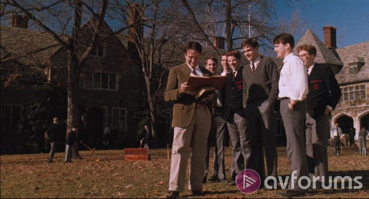 Dead Poets Society Sound