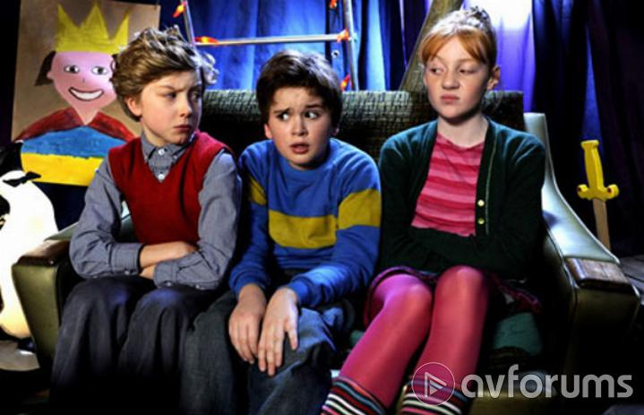 Horrid Henry: The Movie 3D Picture