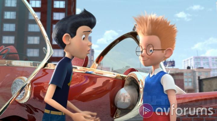 Meet the Robinsons 3D Extras