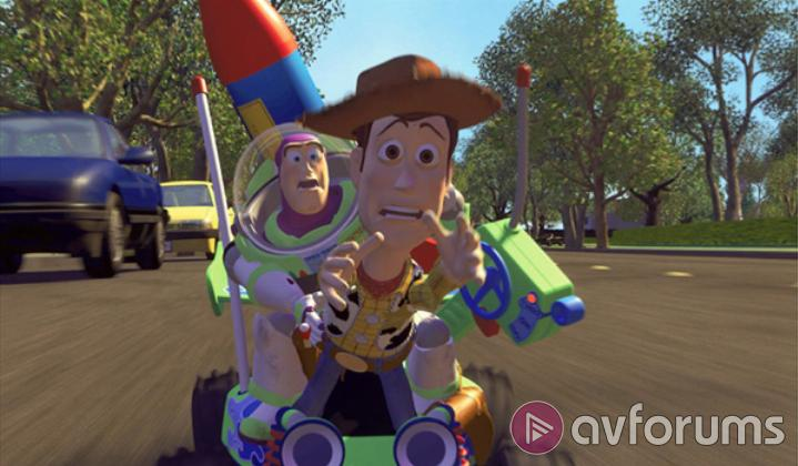 Toy Story 3D Picture