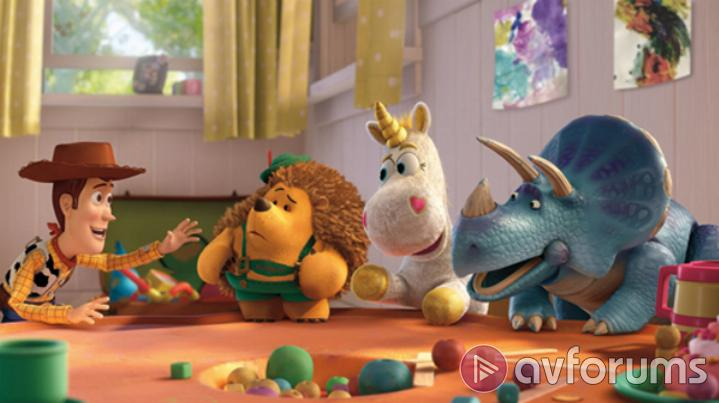 Toy Story 3 3D Picture