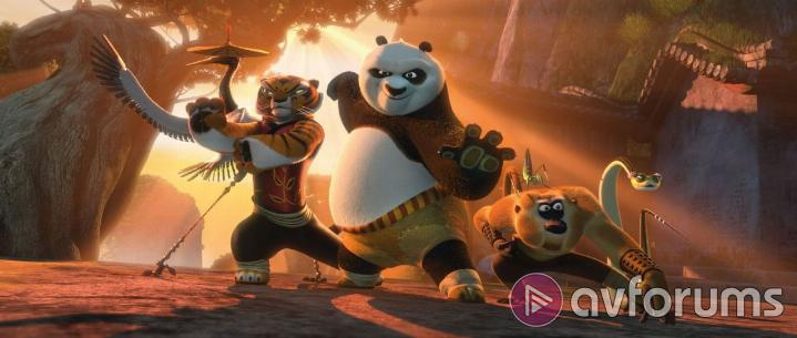 Kung Fu Panda 2 3D Picture