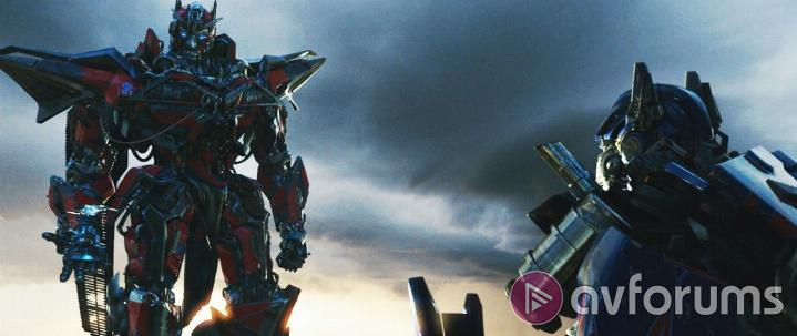 Transformers: Dark of the Moon 3D Picture