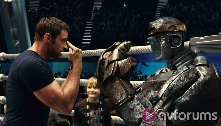 Real Steel Extras