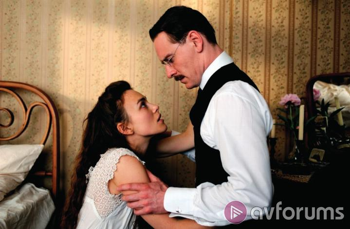 A Dangerous Method Extras