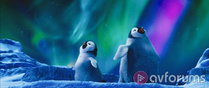 Happy Feet Two 3D Picture