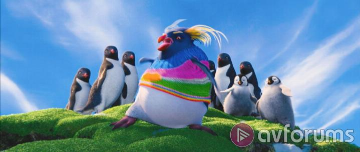 Happy Feet Two 3D Sound