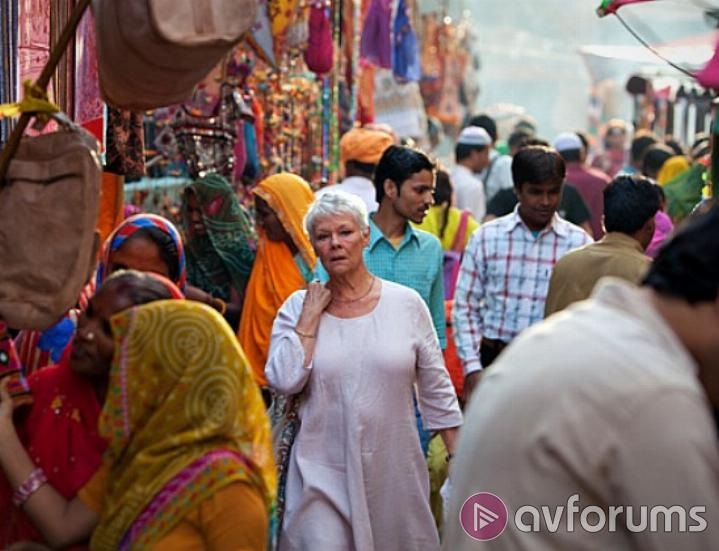 The Best Exotic Marigold Hotel Picture