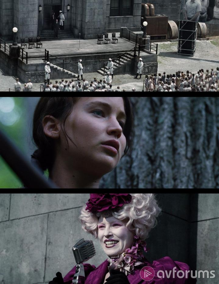 The Hunger Games - The Unseen Version