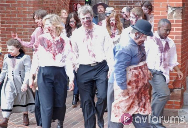 Abraham Lincoln vs. Zombies Picture