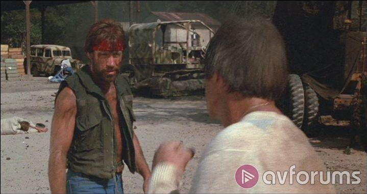 Lone Wolf McQuade Extras