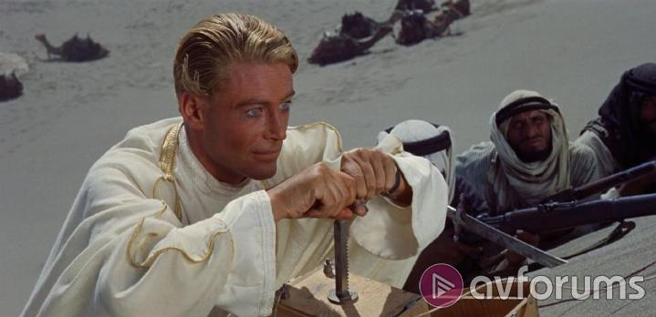 Lawrence of Arabia 50th Anniversary Edition Picture