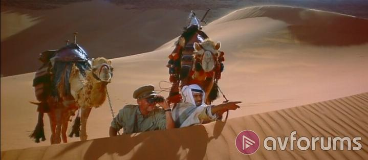 Lawrence of Arabia 50th Anniversary Edition Extras