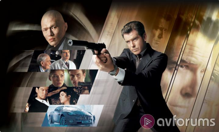 Die Another Day - Bond 50 Box Set Extras
