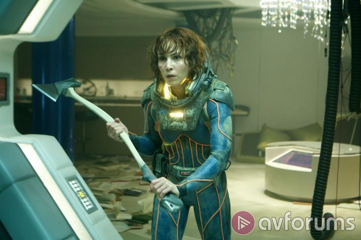 Prometheus 3D Picture