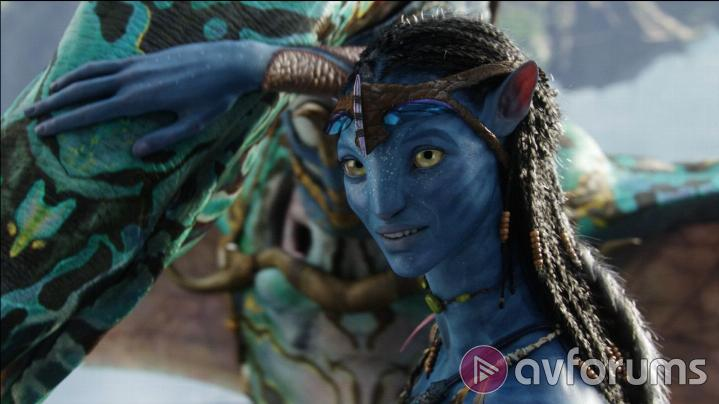 Avatar 3D Edition Sound