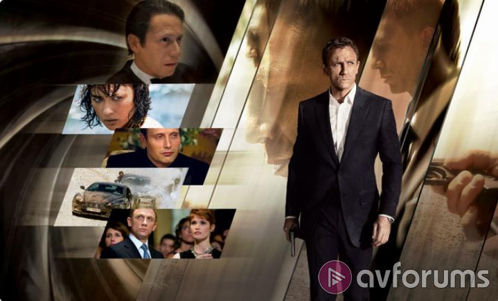 Quantum of Solace - Bond 50 Box Set Extras
