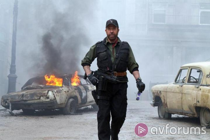 The Expendables 2 Picture