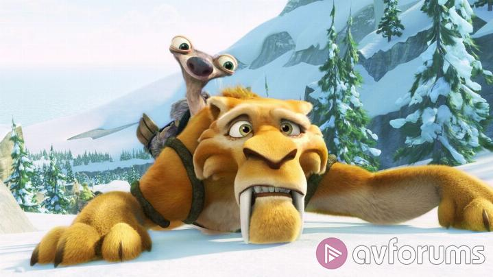 Ice Age: Continental Drift 3D Picture