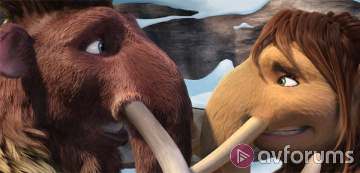 Ice Age: Continental Drift 3D Extras