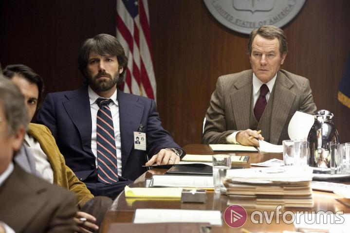 Argo - Theatrical Edition and Extended Cut Picture
