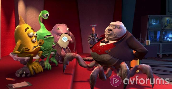 Monsters, Inc. 3D Picture