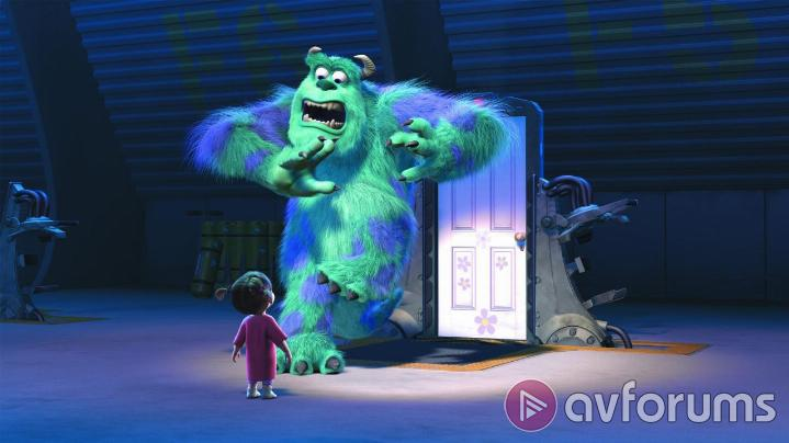 Monsters, Inc. 3D Sound