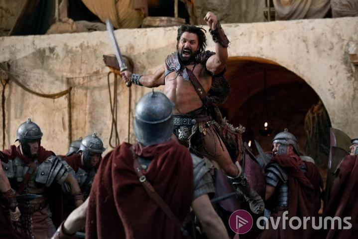 Spartacus: War of the Damned Picture