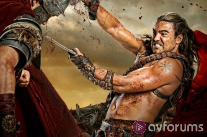 Spartacus: War of the Damned Sound