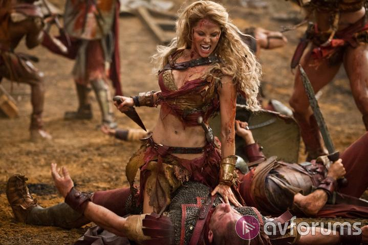 Spartacus: War of the Damned Extras