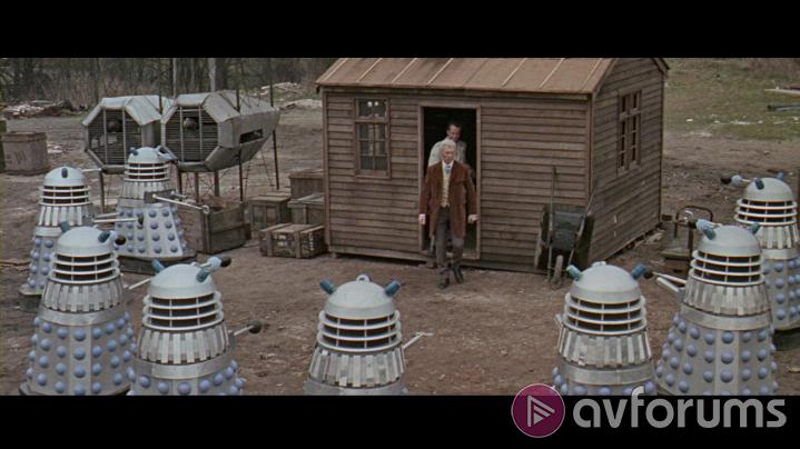 Daleks Invasion Earth 2150 A.D. Picture