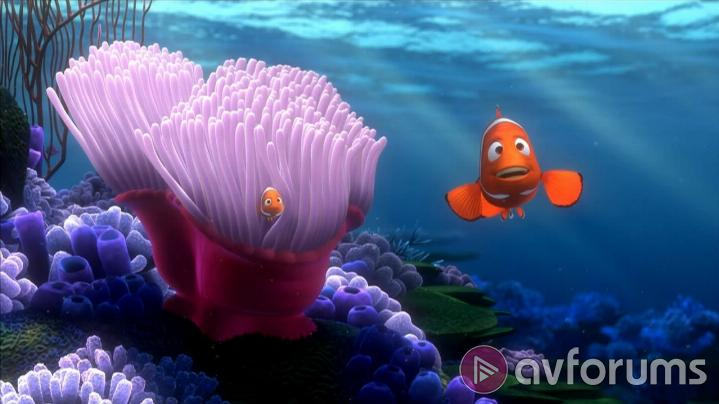 Finding Nemo 3D Sound