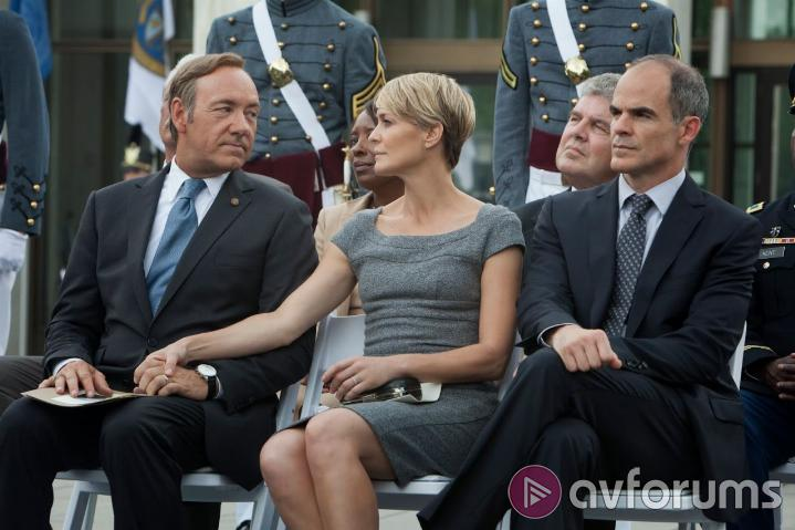 House of Cards - The Complete First Season Sound