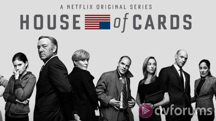 House of Cards - The Complete First Season Extras