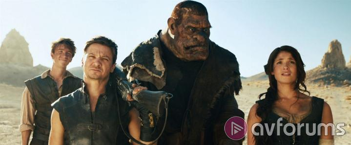 Hansel & Gretel: Witch Hunters Extras