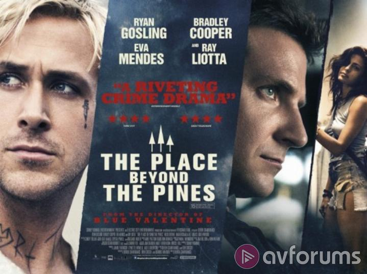 The Place Beyond the Pines Extras