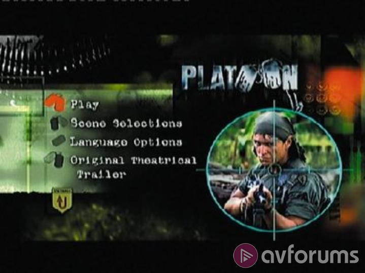 Platoon: Special Edition Picture