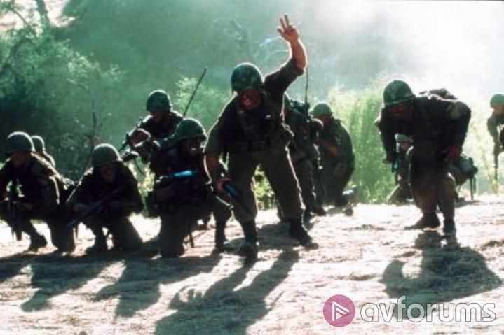 We Were Soldiers Sound