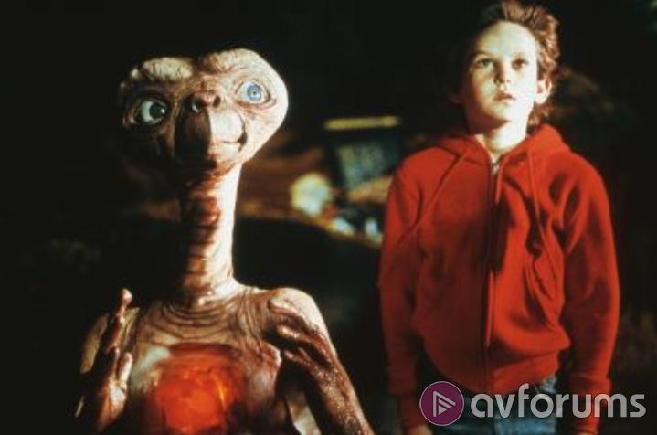 E.T. The Extra-Terrestrial: 20th Anniversary Edition Sound