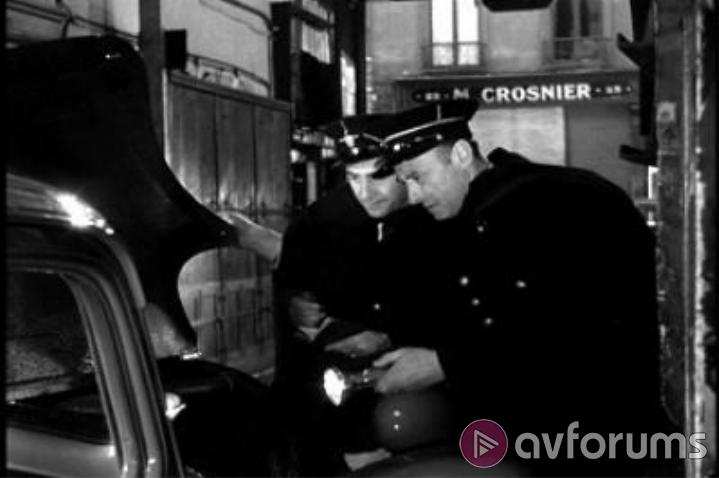 Rififi: The Criterion Collection Extras