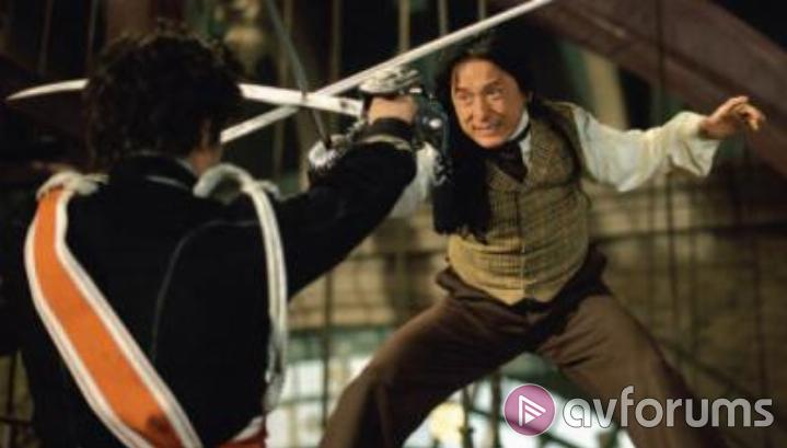Shanghai Knights Picture