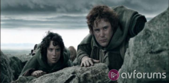 The Lord Of The Rings: The Two Towers Extras