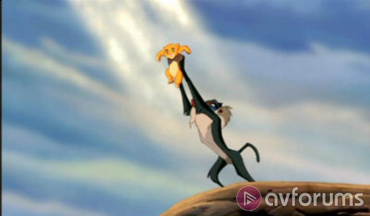 Lion King, The: Platinum Special Edition Picture