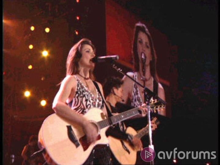 Shania Twain: Live In Chicago Sound
