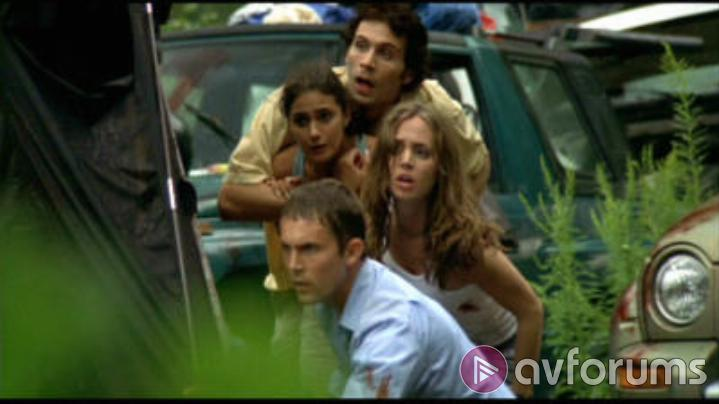 Wrong Turn Extras