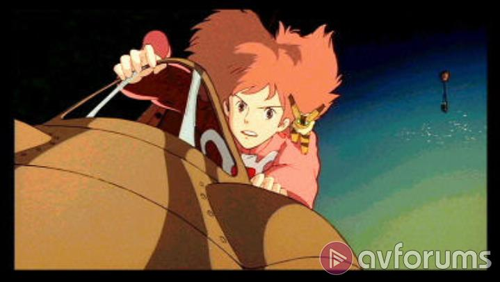 Nausicaa Of The Valley Of The Wind Extras