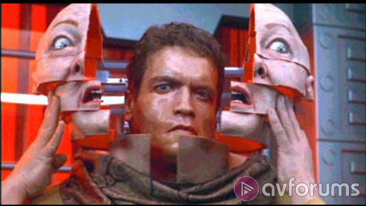 Total Recall: The DTS Edition Sound