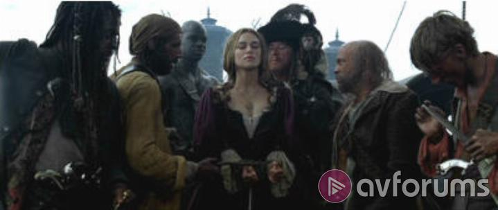Pirates Of The Caribbean: The Curse Of The Black Pearl Special Edition Picture