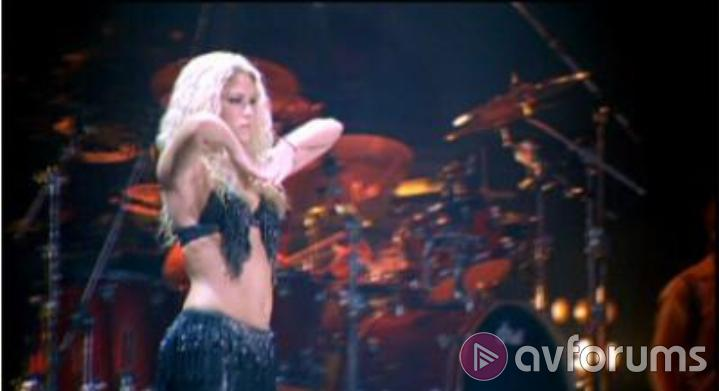 Shakira: Live And Off The Record DVD Review | AVForums