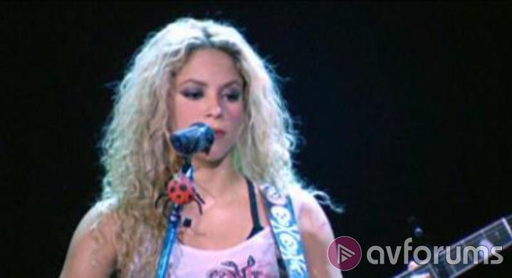 Shakira: Live And Off The Record Extras